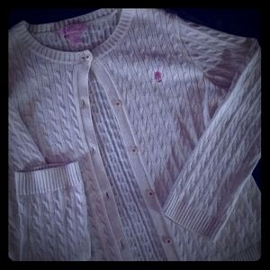 Lilly Pulitzer child's Cardigan sweater